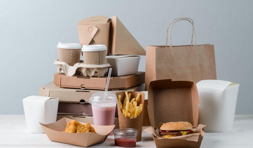 Food packaging quite