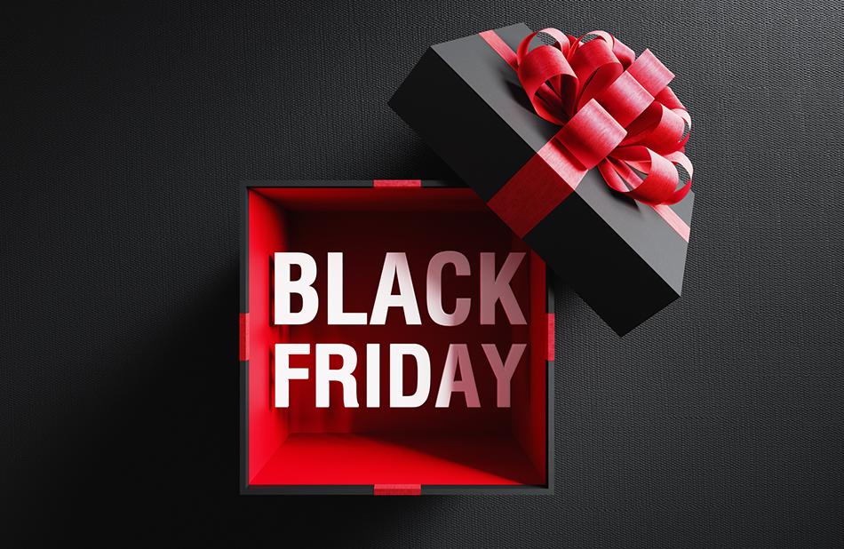 black Friday custom boxes