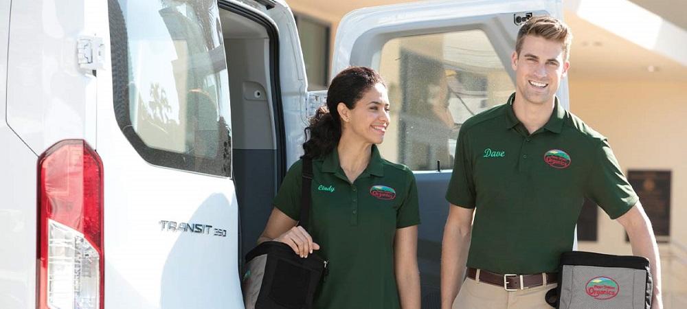 custom logo transportation uniforms