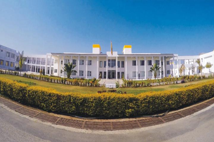 University in Udaipur