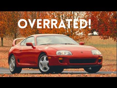overrated super cars