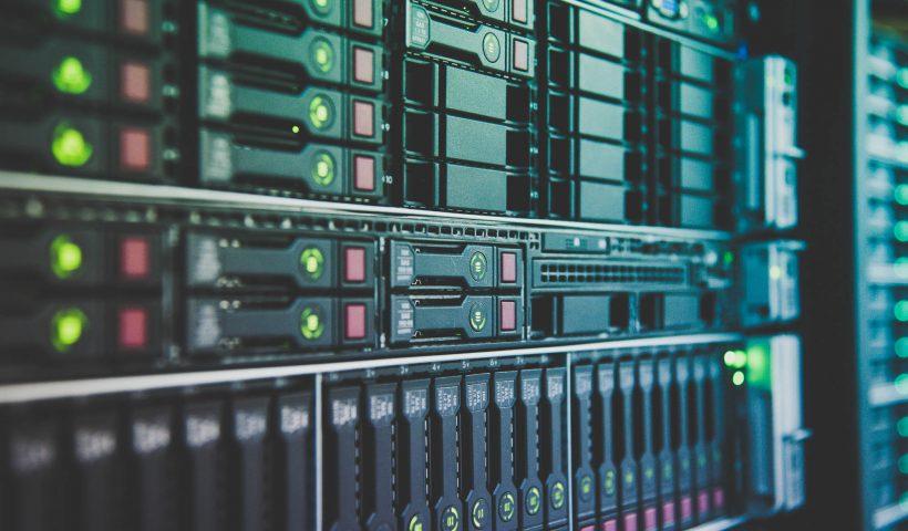 hosting servers provider.