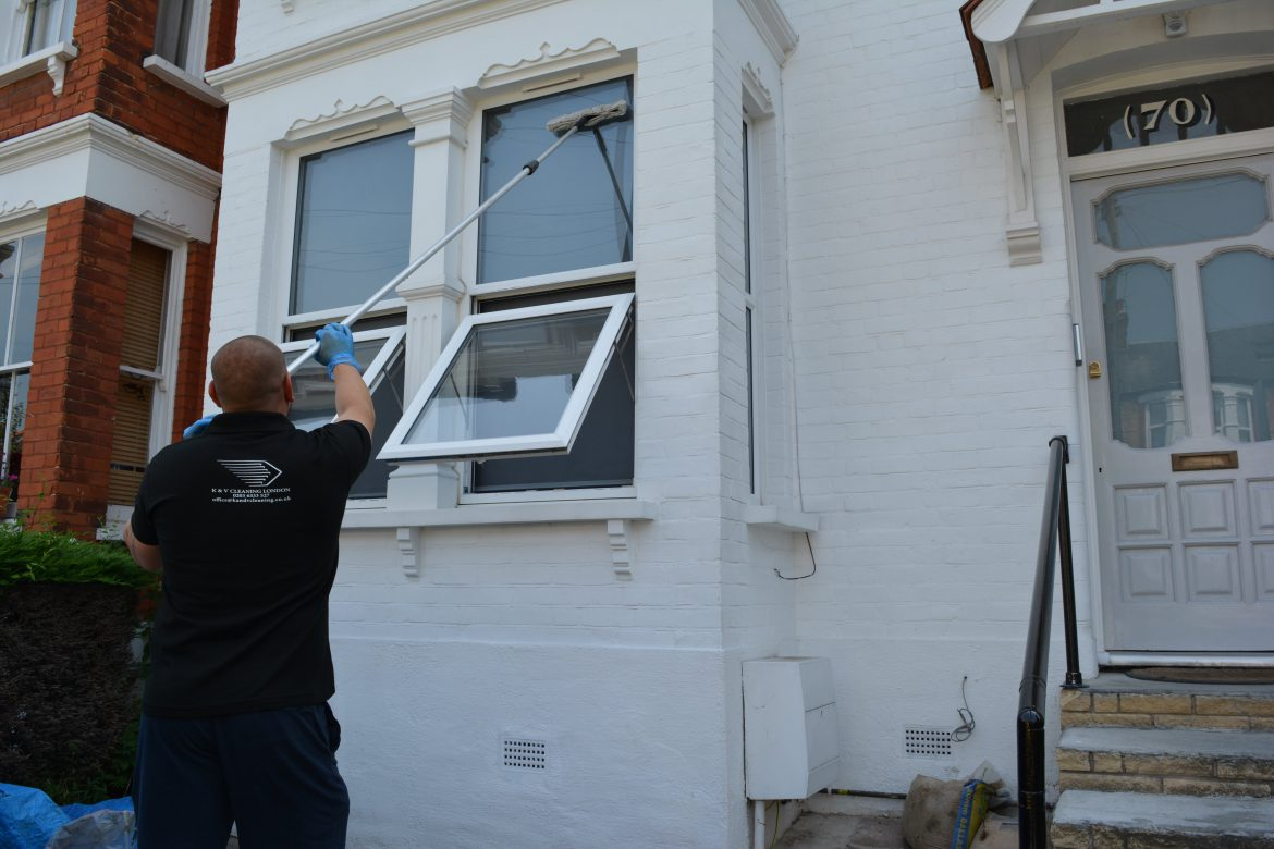 Residential Window Cleaning 1