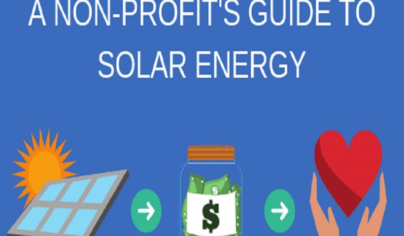 Solar Energy for Nonprofit Organisations