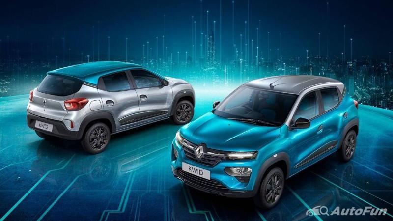 Renault Kwid2