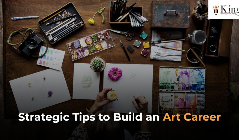 Build an Art Career