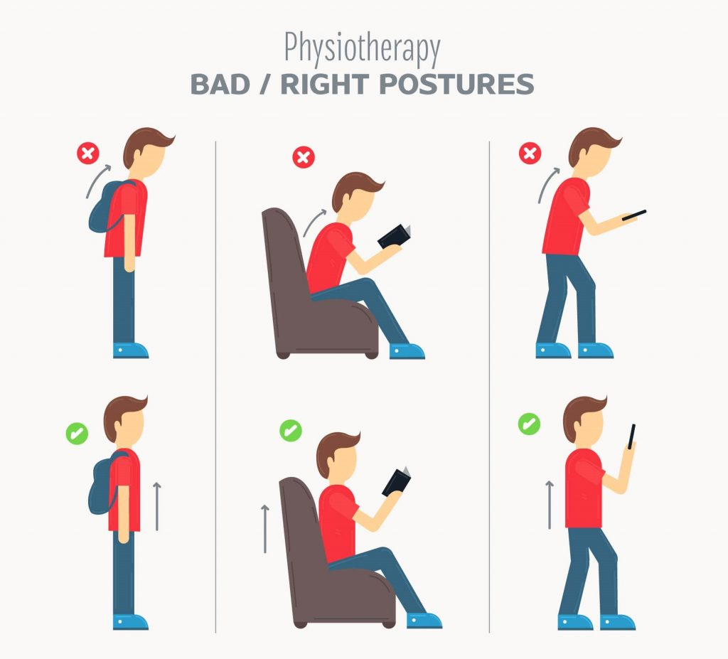 How to sit for best posture