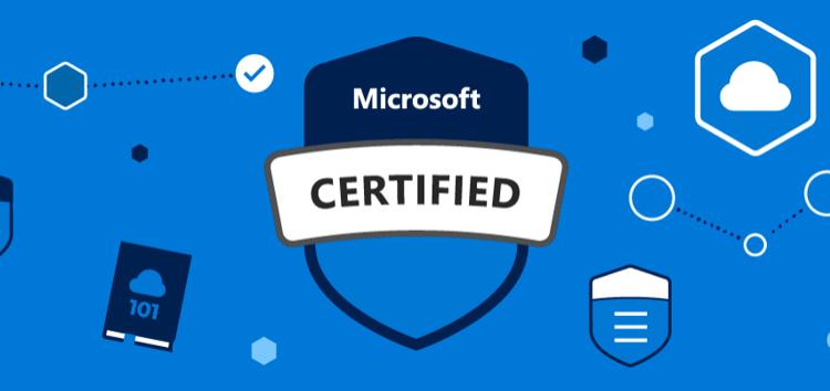 microsoft certification