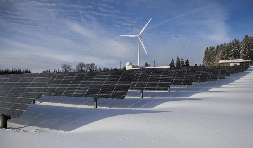 Store solar energy