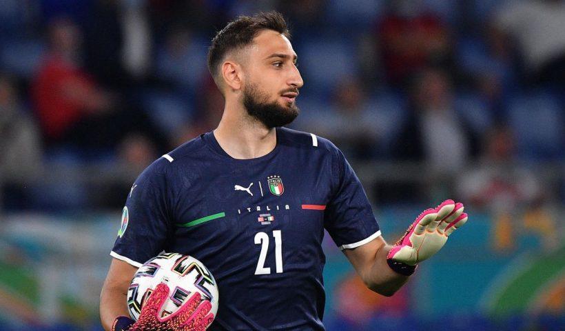 Euro 2020 Italian Football Players