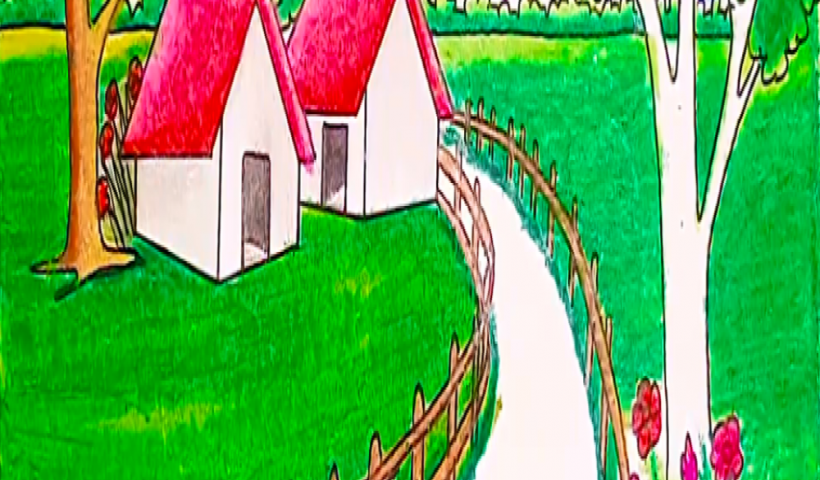 Hand Painted Homes