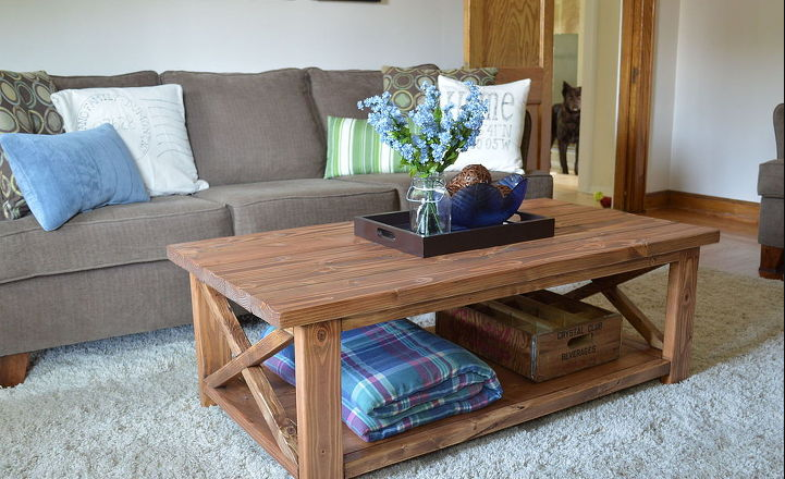 How to make a coffee table several DIY projects