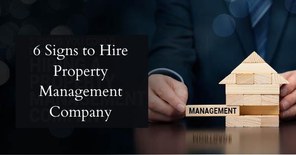 property management company